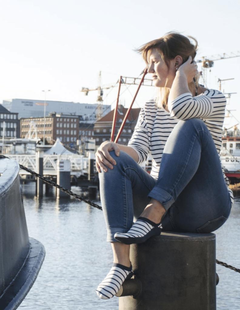 Ringelprinzessin Hilli Hiltrud | einfach nähen lernen - Tipps und Tricks rund ums Nähen für Anfänger und Fortgeschrittene