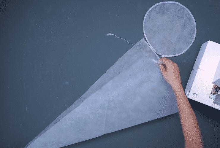 Schultüte mit Innenkissen selber nähen | einfach nähen lernen - Tipps und Tricks rund ums Nähen für Anfänger und Fortgeschrittene